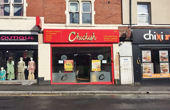 Chickish, Normanton Rd