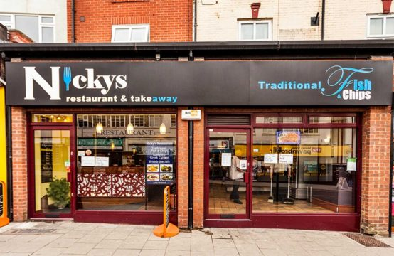 Nicky's Fish Bar, Osmaston Road