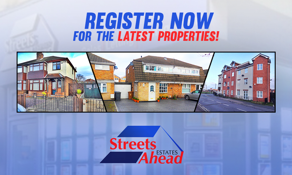 register with streets ahead estates