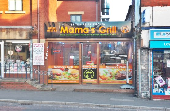 Mama's Grill, Normanton Road