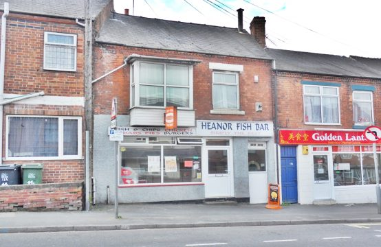 Heanor Fish Bar, Loscoe Road